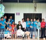 CLB MANDALA PHONG THỦY TRAO TẶNG 15 CĂN NHÀ TÌNH THƯƠNG tại ĐỒNG THÁP (12/07/2020)