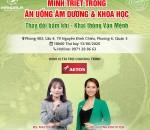 Talkshow - MINH TRIẾT TRONG ĂN UỐNG ÂM DƯƠNG & KHOA HỌC
