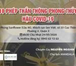 """TALKSHOW MANDALA CAFÉ THÁNG 05/2020: """"18 PHÉP THẦN THÔNG PHONG THỦY HẬU COVID-19"""""""