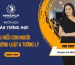 MANDALA KHAI GIẢNG LỚP NHÂN TƯỚNG HỌC Khóa 03 - 10/2019