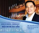 Hội nghị da liễu quốc tế Jean d'Arcel Germany lần II - chủ đề WATER DANCE Cùng Chuyên Gia Nguyễn Ngoan
