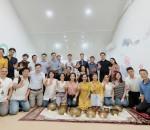 Mandala Café Talkshow năng lượng chữa lành bằng Singing Bowl tại HCM